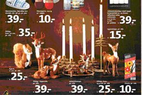 Julepynt Netto 2009