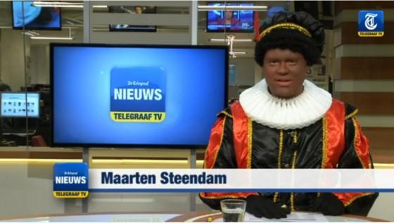 Telegraaf TV 221013